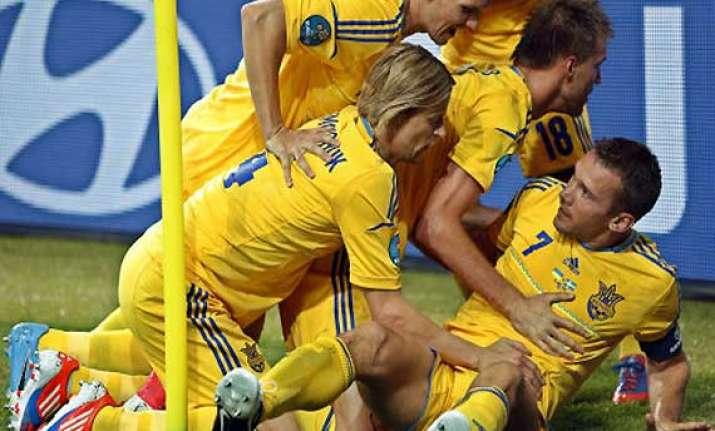 world cup qualifier fifa lifts stadium closure for ukraine