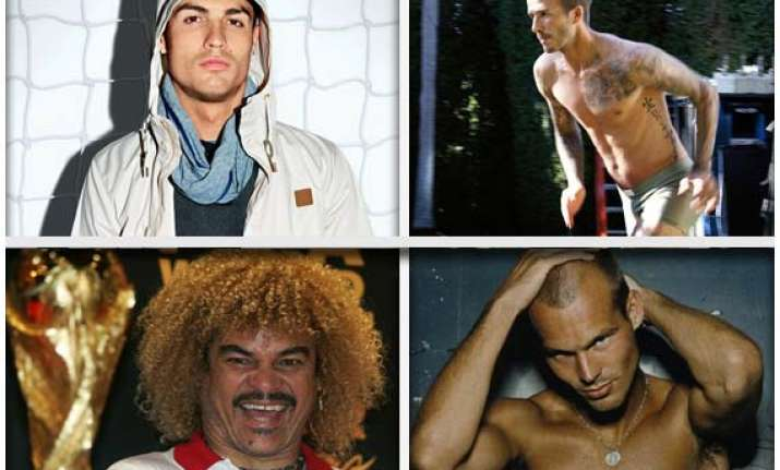 world s most stylish soccer stars