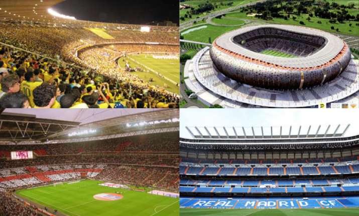 world s ten best football stadiums