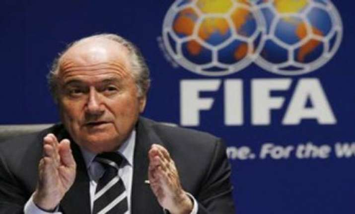 world cup soccer is not a circus says blatter