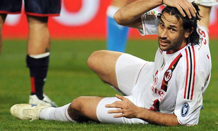 yepes set for layoff with ankle injury