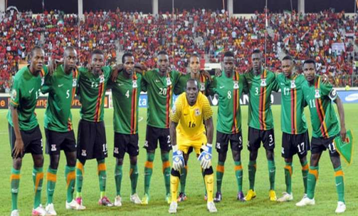 zambia to camp in west africa ahead of ghana encounter