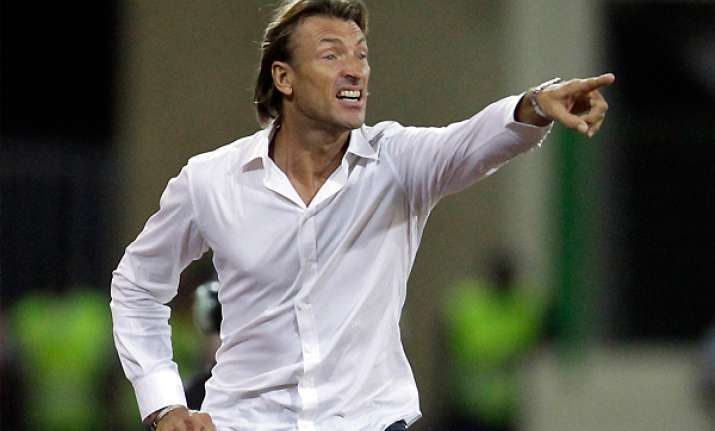zambia coach trusts in lucky shirt at african cup