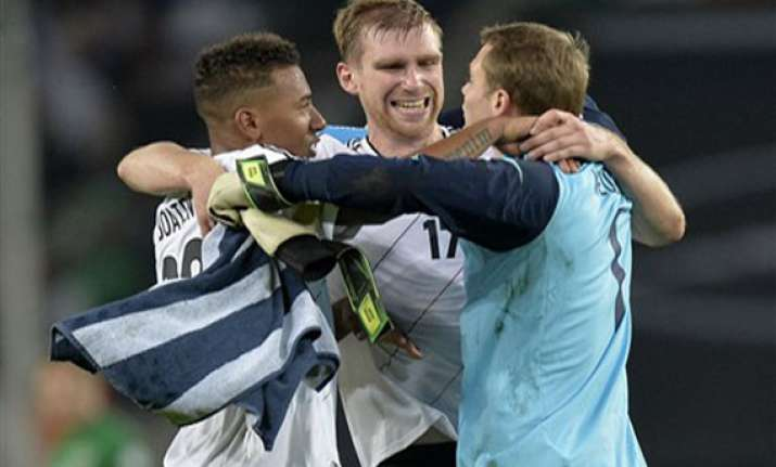 3 0 win over ireland takes germany to wcup