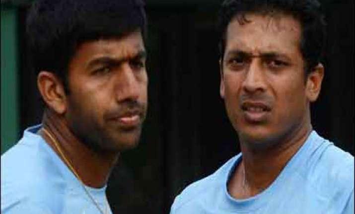 atp tour final bhupathi bopanna keep alive semi final hopes