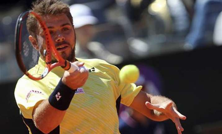 ageless tommy haas upsets wawrinka at italian open