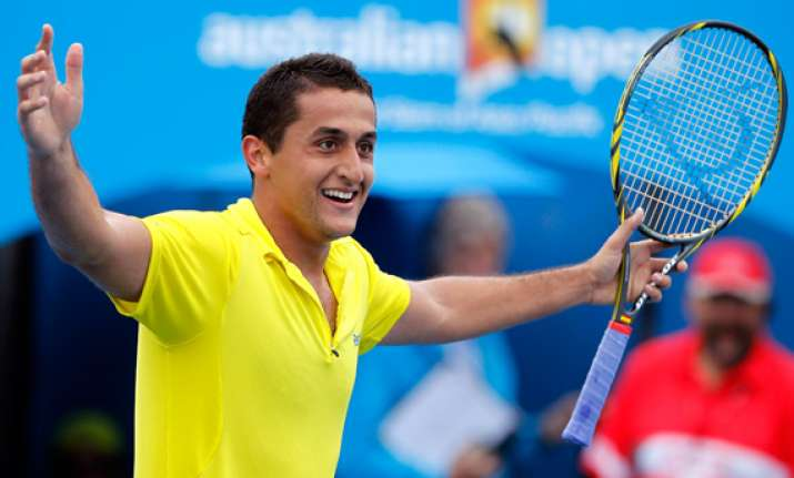 almagro beats volandri to win 3rd brazil open