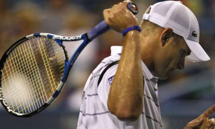 andy roddick exits queen s after 2nd round defeat
