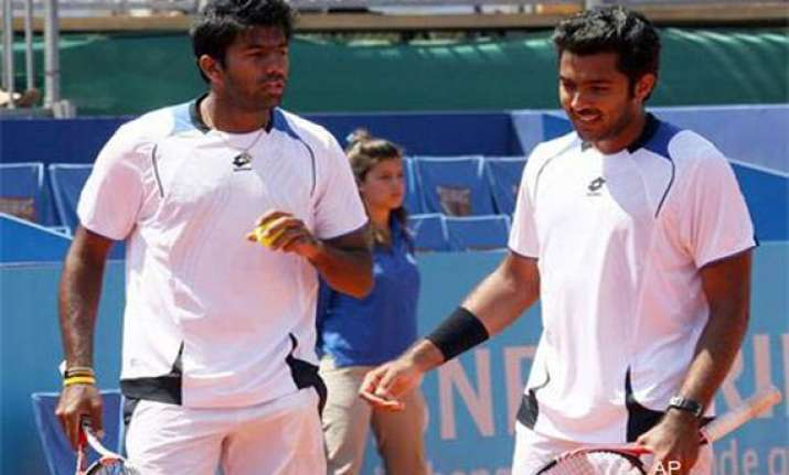 australian open bopanna qureshi move into 2nd round