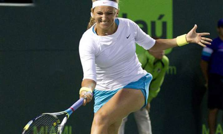 azarenka loses for first time in 2012