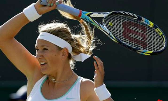 azarenka reaches 4th round of wimbledon
