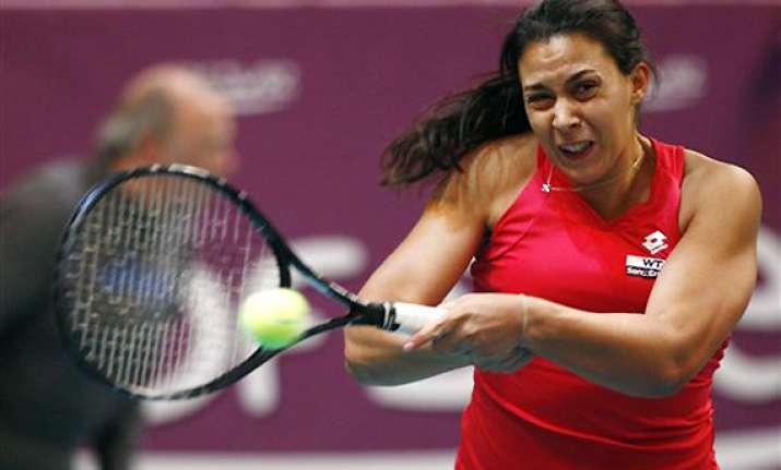 bartoli beats zakopalova in paris semifinals