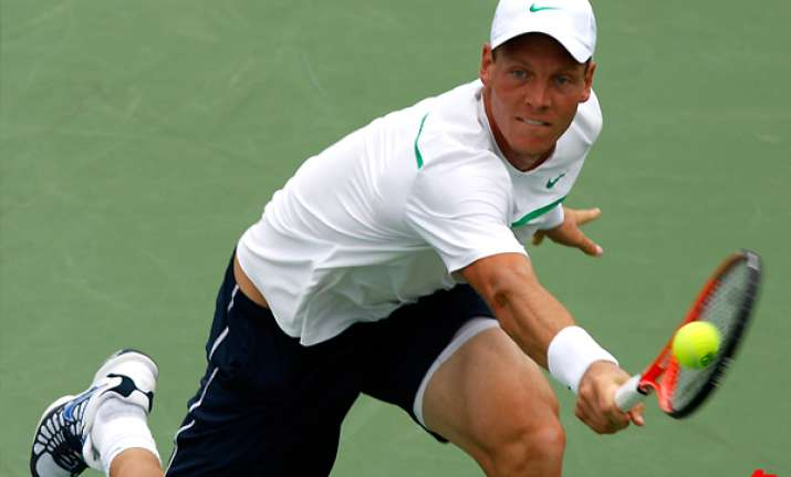 berdych gets early win at us open