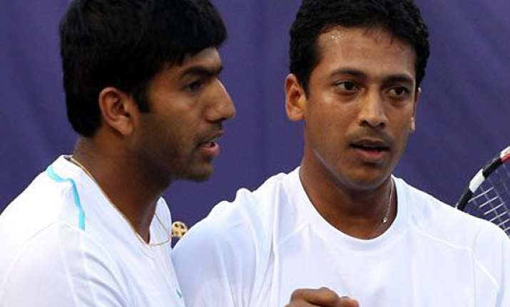 bhupathi bopanna may not represent india in london olympics