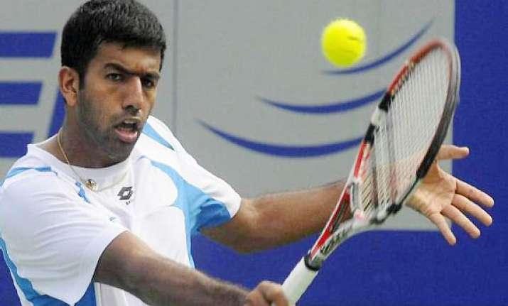 bopanna fleming in semifinals of open 13