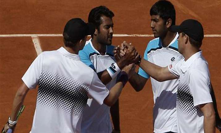bopanna scores 100th career doubles win