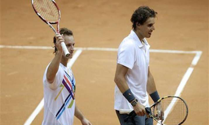 brazil open nadal nalbandian withdraw