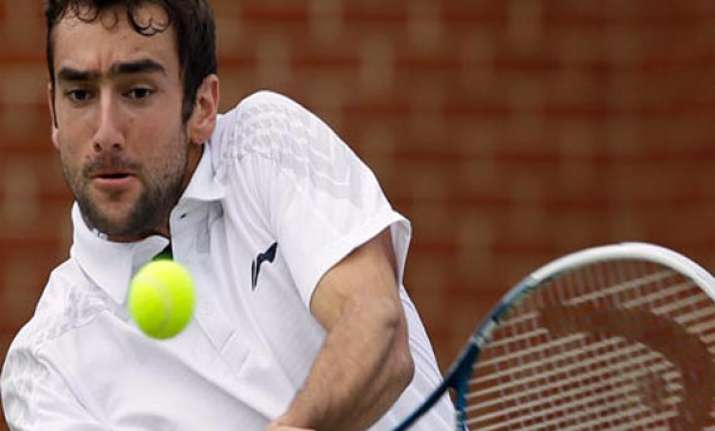 cilic becker reach 2nd round at zagreb indoors