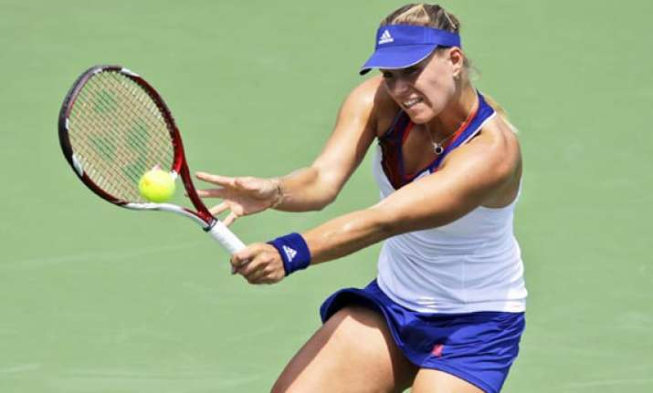 citi open top seeded kerber beats falconi