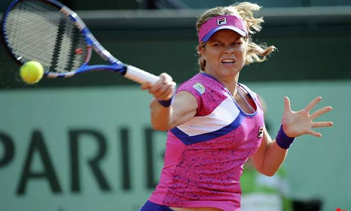 clijsters back in french open after 5 years absence