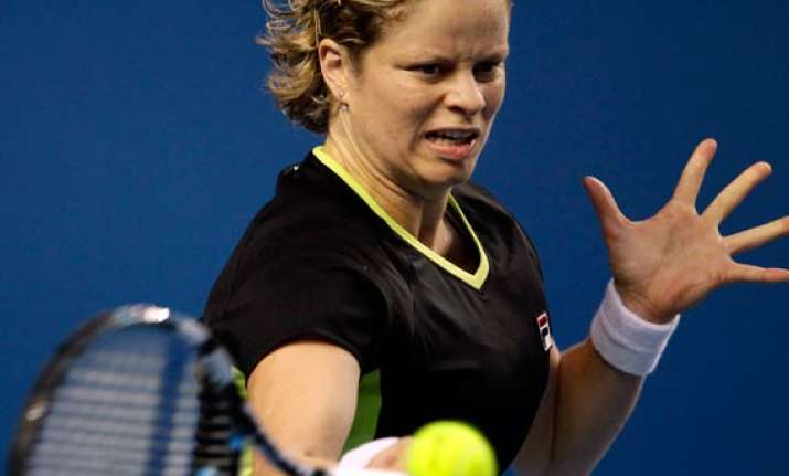 clijsters li set for repeat of classic 2011 final