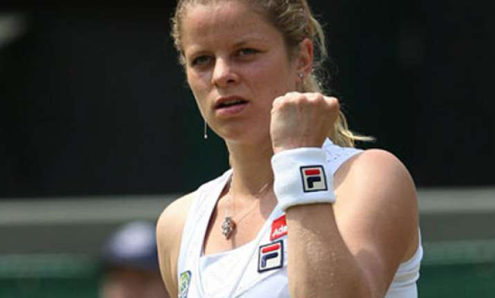 clijsters through to quarterfinals at unicef open