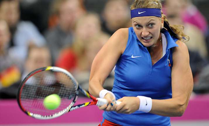 czechs russia lead 2 0 in fed cup