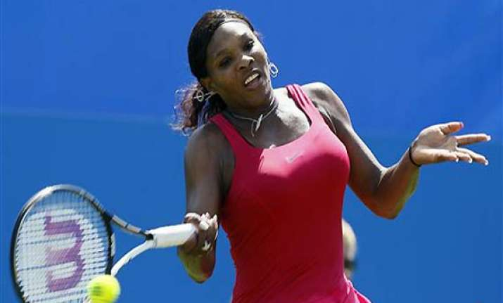 defending champ serena seeded eighth at wimbledon