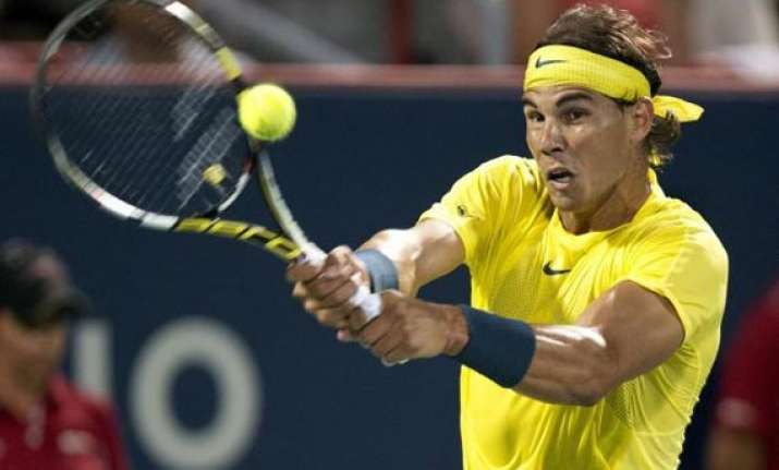 djokovic to face nadal in rogers cup semifinals