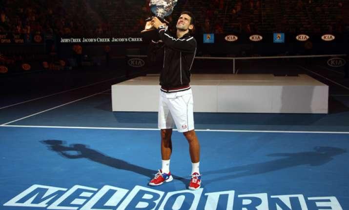 djokovic beats nadal to win australian open