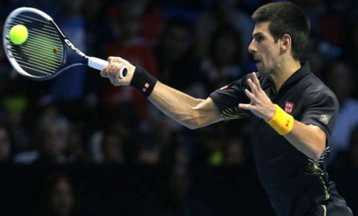djokovic murray win opening matches at atp finals