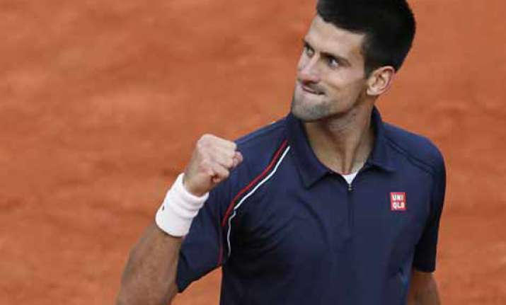 djokovic faces nadal in historic french open final