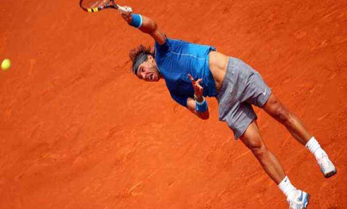 easy wins for nadal williams in madrid open