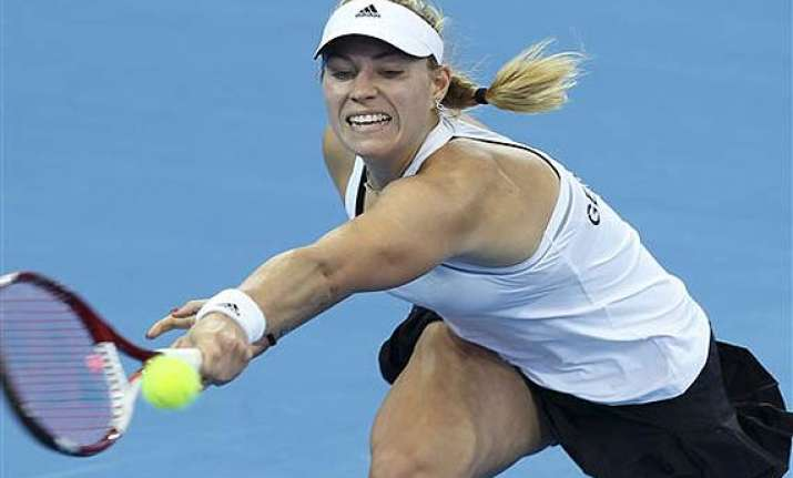 fed cup germany leads australia 2 0 in semifinal