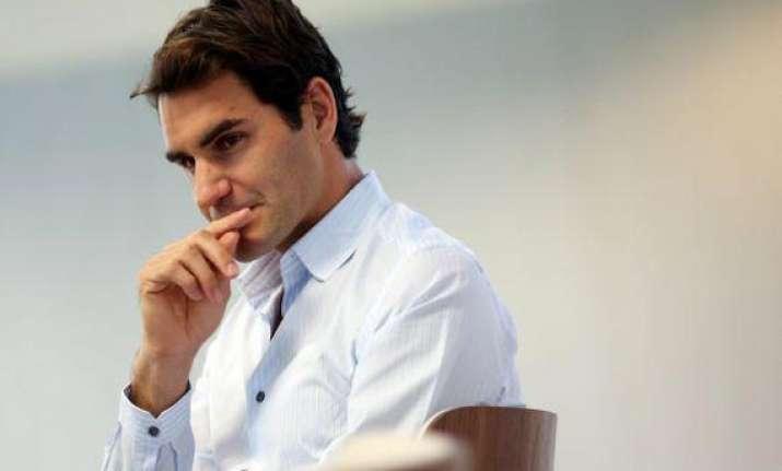 federer to open 2014 season at brisbane