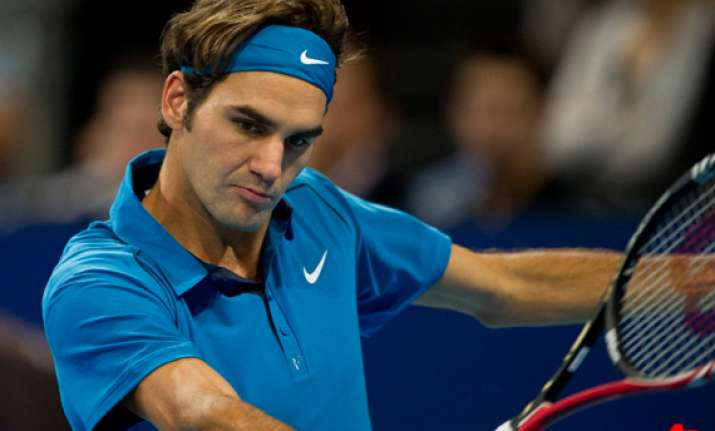 federer to lead swiss team against us in davis cup