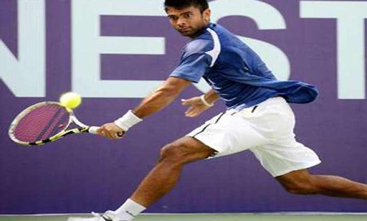 fenesta open mohit arjun win doubles title enter singles