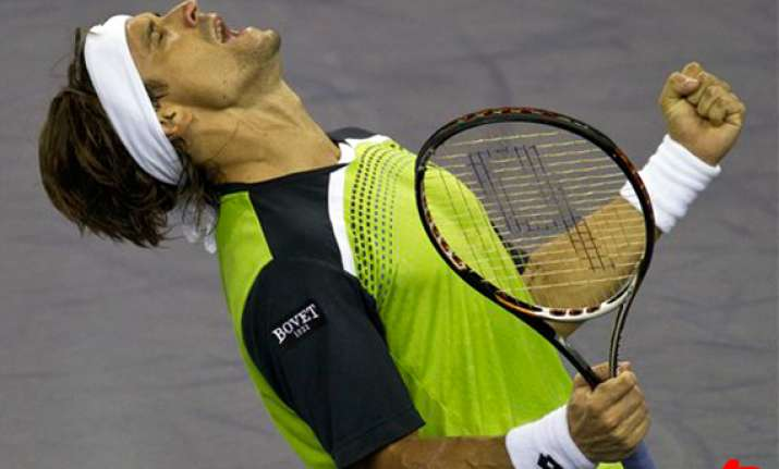 ferrer beats lopez to rreach shanghai finals