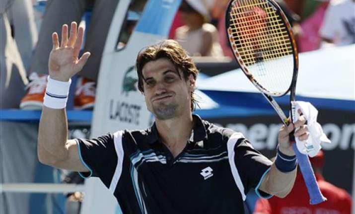 ferrer wins 3rd round match at australian open
