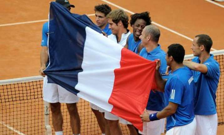 france completes davis cup win over germany