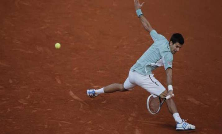 french open djokovic s day ends in despair