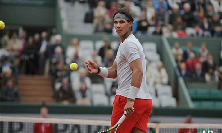 french open nadal wins and then calls french schedule not