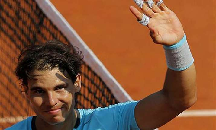french open rafael nadal s bad back offers off court drama