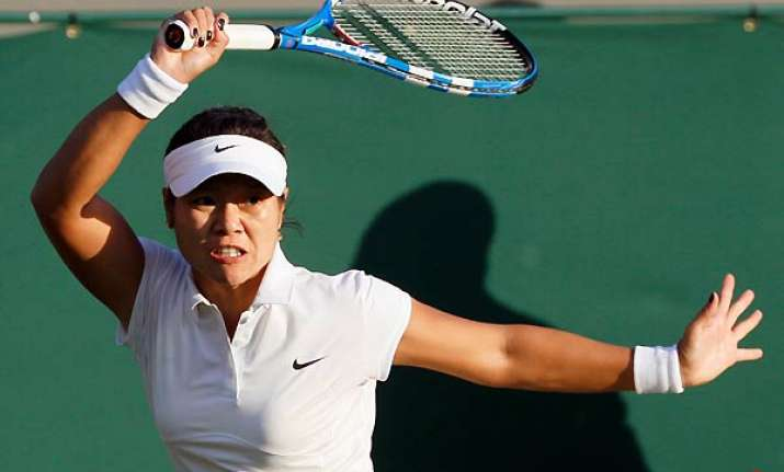 french open champ li na upset by lisicki at wimbledon