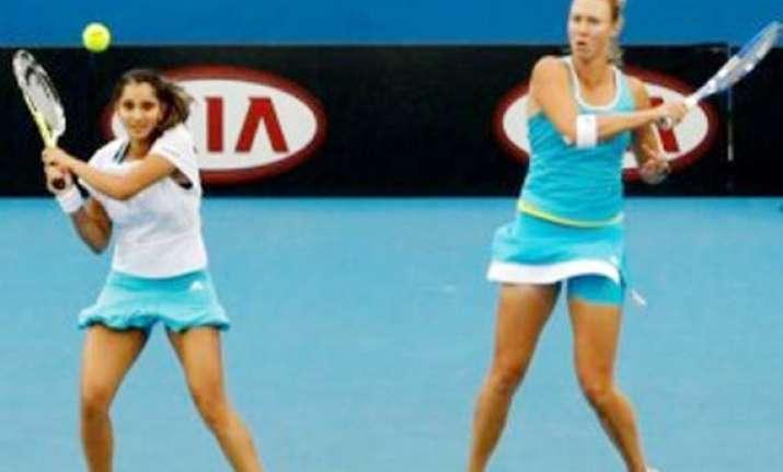 french open sania elena reach semifinals