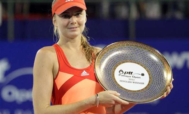 hantuchova defends title at pattaya open