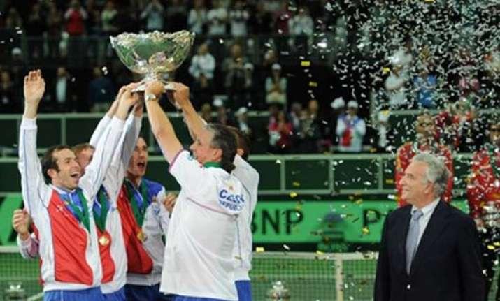 historic davis cup win for czech republic