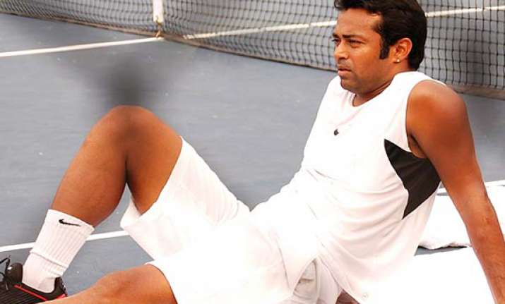i am here to play sport not politics says paes