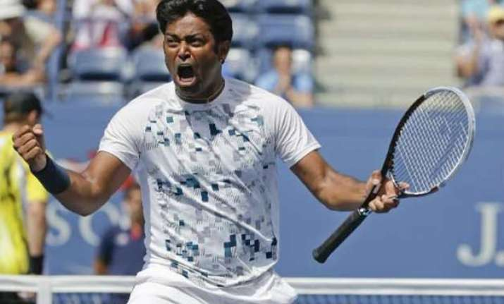 leander paes on course for seventh chennai open title