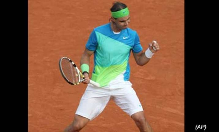 nadal returns to french open semis